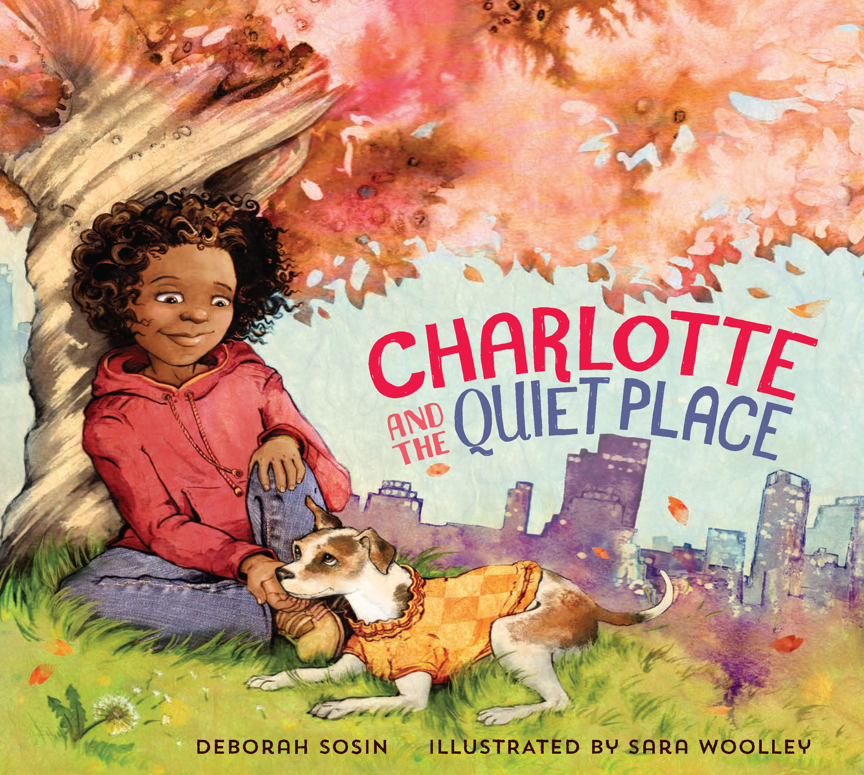 Conversation with Deborah Sosin, Author of Charlotte and the Quiet Place